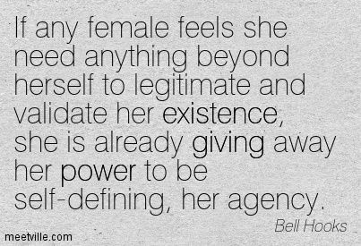 Bell Hooks, living breathing badass