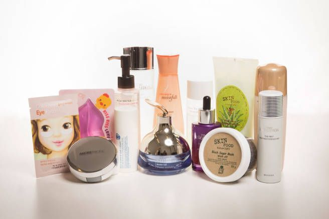 Korean Beauty 10 Step Skin Care Routine - Elle