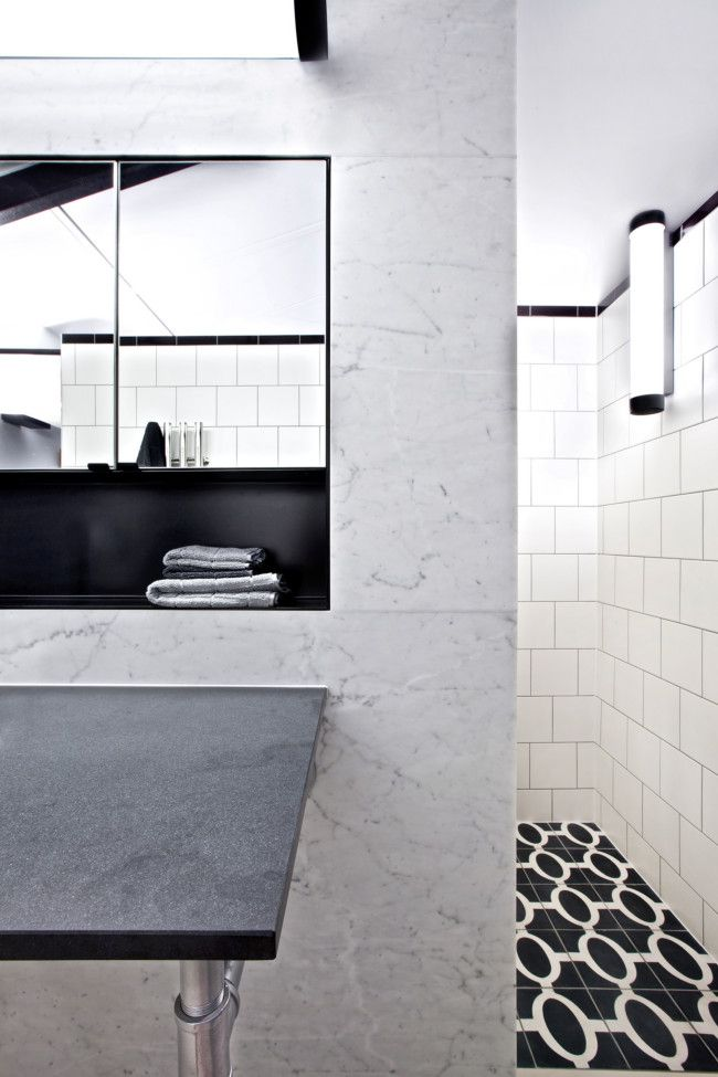 Bathroom Tiles Black 275 best bathrooms images on pinterest | room, architecture and