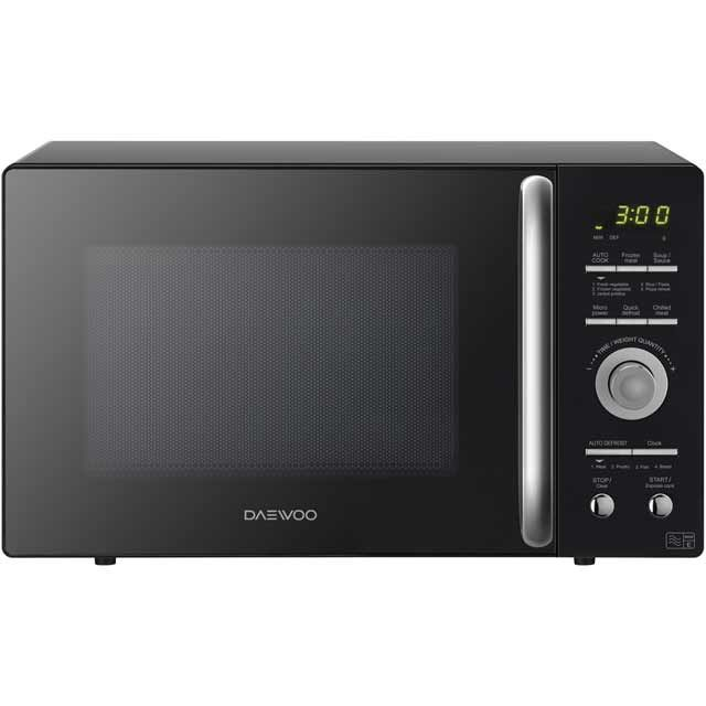 KOR9GQR_BK | Daewoo microwave oven | ao.com