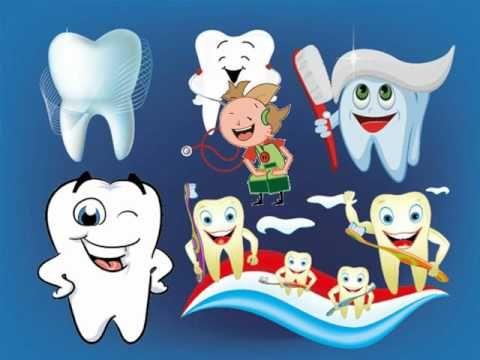 Canción Infantil Lávate los dientes. - YouTube