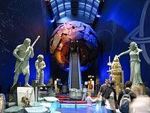 Geological Museum. In 1985 it merged with the Natural History Museum, adding a collection of more than 30,000 minerals. Reach the Geological Museum on the Original London Sightseeing Bus Tour: https://www.cityxplora.com/products/original-london-sightseeing-tour. #London #Museums