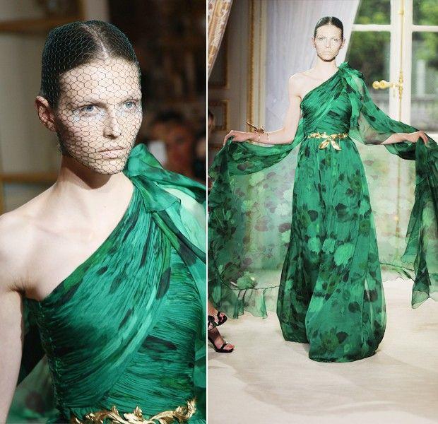 Verde esmeralda será a cor de 2013- Pantone - Vogue