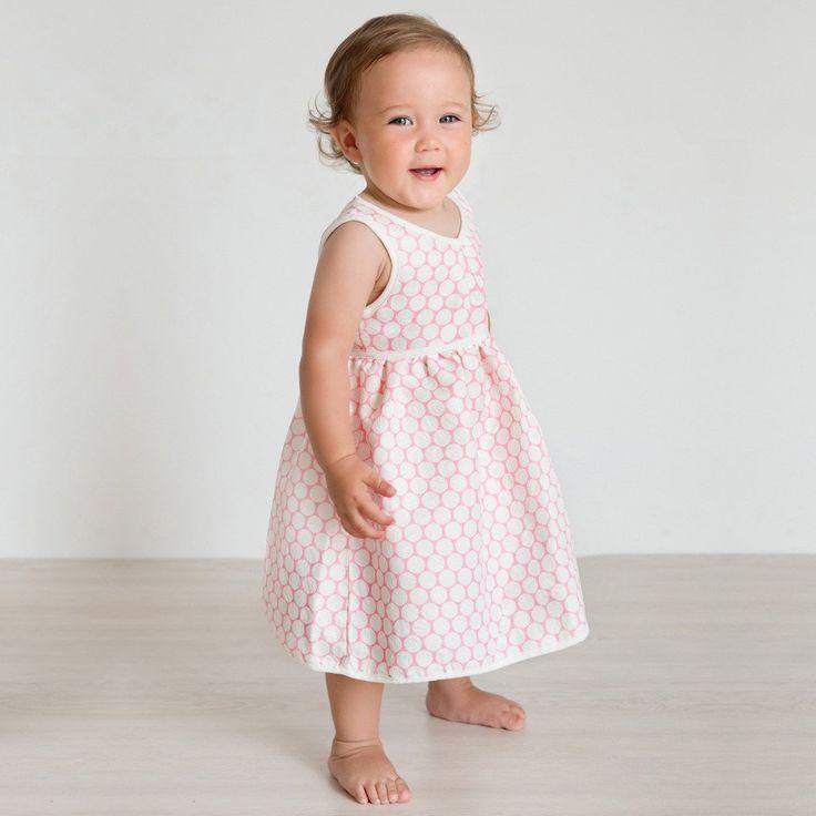 Linzi Rose Sorbet Dress