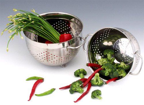 Métodos de cocción: Cocción al vapor