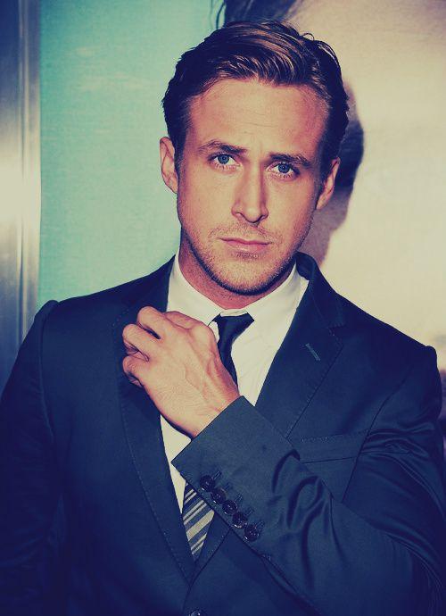 Ryan Gosling- so handsome