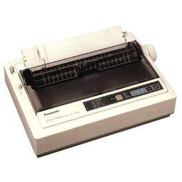 impresora Elbe matriz de puntos, 1983. Quizá una Panasonic. Similares.