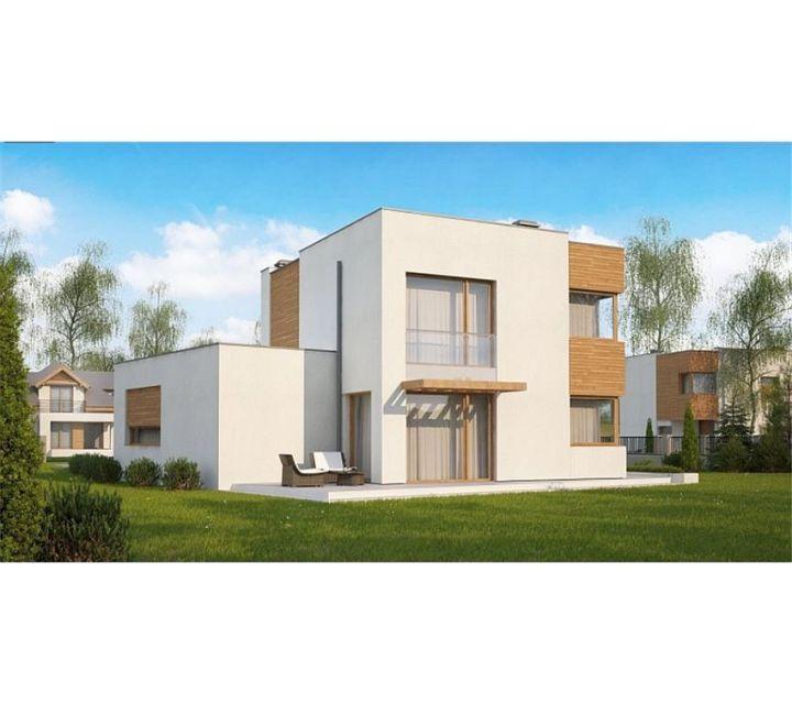 Case moderne cu etaj - contraste superbe