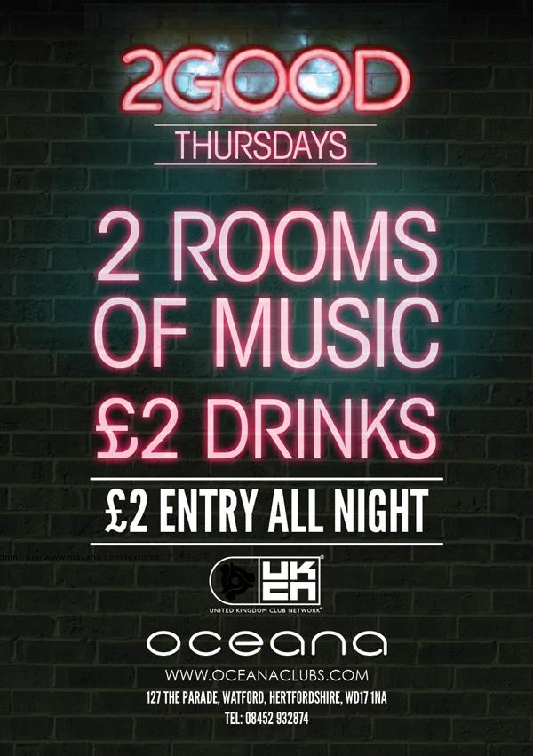 Thursday nights!