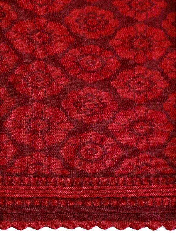 Design 413 Oleana - Solveig Hisdal - Norwegian blanket - www.oleana.no