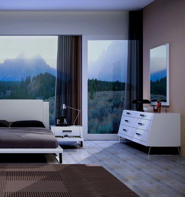 20 best Bedroom Furniture images on Pinterest Queen beds, Modern - schlafzimmer set modern