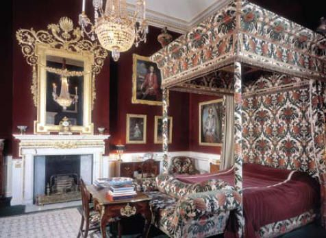 Princess Of Wales Bedroom Althorp Homes Of The Royals