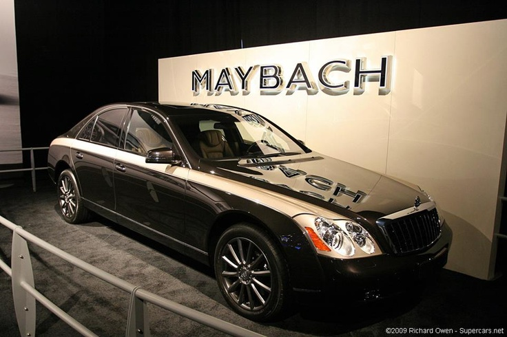 This day in history - March 3, 2009 - the uber-luxurious Maybach Zeppelin sedan went on sale for over a half million dollars. Maybach only made 100 Zeppelins total, a reincarnation of the Zeppelin auto built in the late 1920s and early 1930s. The original Zeppelin was made by a company founded by German auto industry pioneer Wilhelm Maybach. Have any of our fans ever seen one?