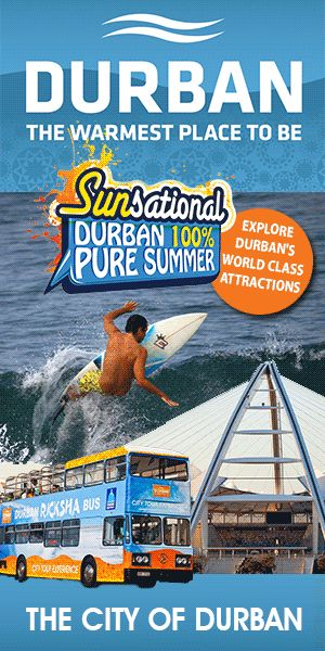 Durban, a wonderful place to visit on tour with us