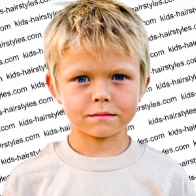 Boy hair for J