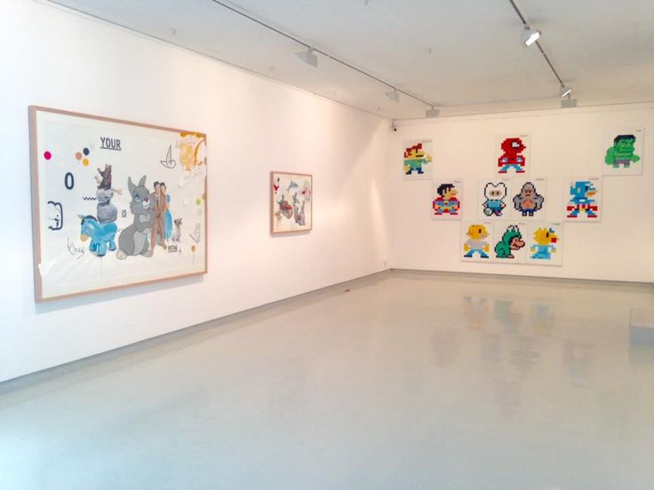 exhibition view  David Rosado