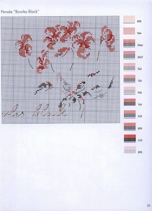 Gallery.ru / Фото #2 - MTSA---Pensees-et-violettes - Chepi