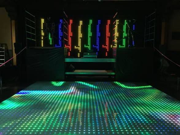 LED Video Wall rentals