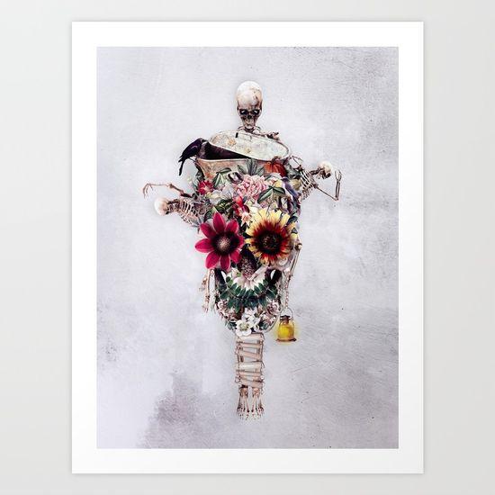#skull #skeleton #art
