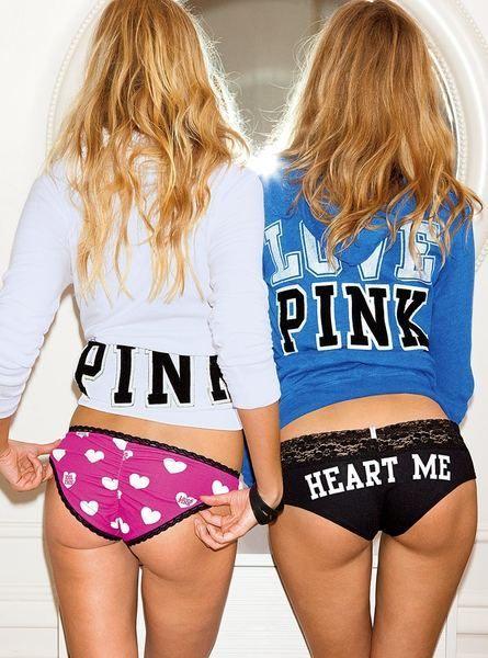 victoria's secret pink models
