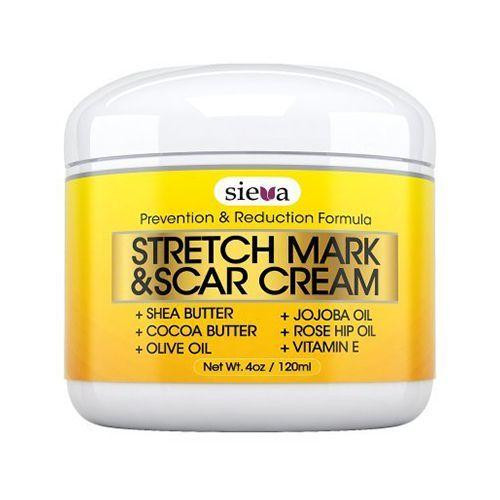 Sieva Stretch Mark & Scar Cream - BestProducts.com