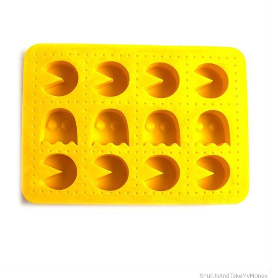 Pacman Ice Cube Tray | Shut Up And Take My Money