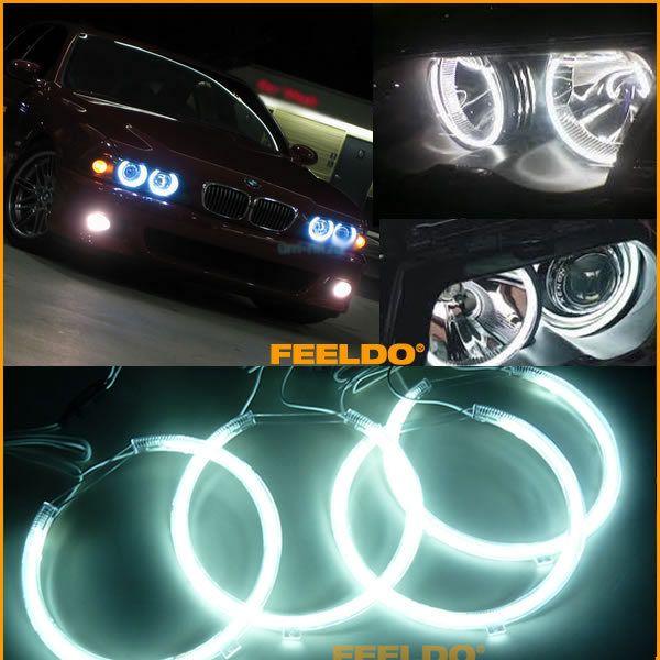$169.90 (Buy here: https://alitems.com/g/1e8d114494ebda23ff8b16525dc3e8/?i=5&ulp=https%3A%2F%2Fwww.aliexpress.com%2Fitem%2F3set-Pink-CCFL-LED-Angel-Eyes-headlights-for-cars-BMW-E32-E34-E30-E39OEM-angel-eyes%2F2046786104.html ) 10set  7-Color CCFL LED Angel Eyes headlights for cars/ BMW E32.E34.E30.E39OEM/ angel eyes kits for just $169.90