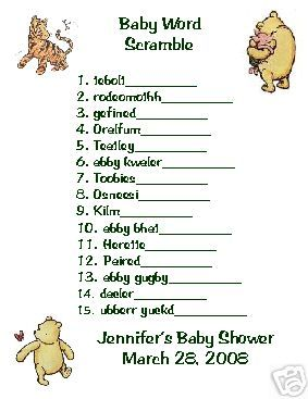 30 Baby Shower Games That Are Actually Fun - BuzzFeed