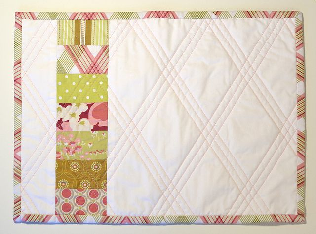 Placemats - like the quilting