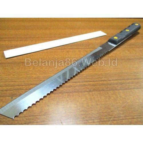 Nakatomi 2 Side Knife Bread Pisau Roti Sisi