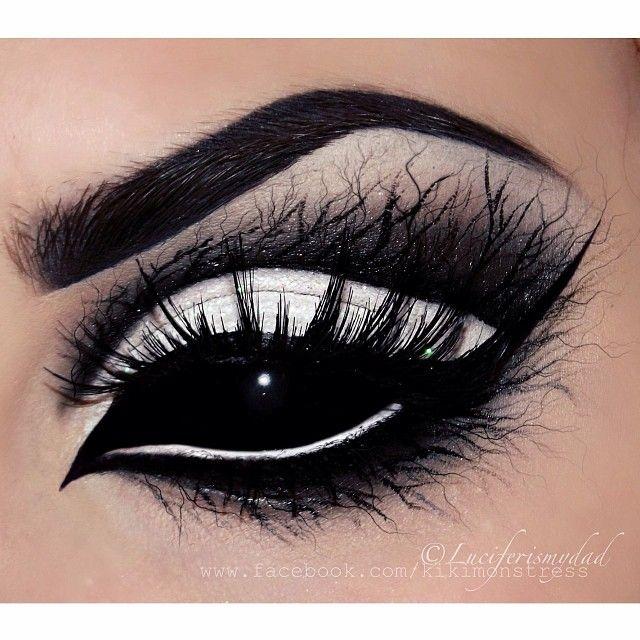 Instagram photo by luciferismydad #cosmetics #makeup #eye