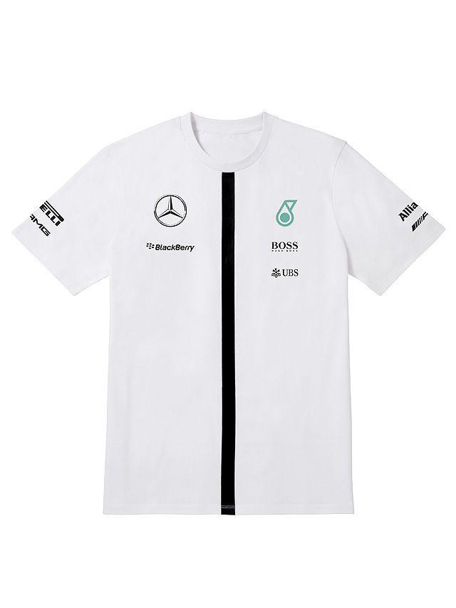 Ανδρικό T-shirt MERCEDES AMG PETRONAS Team 2015 - B67997243