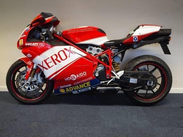 Ducati 999R- what a ride!