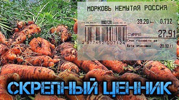 Ценники носителей великого русского языка.