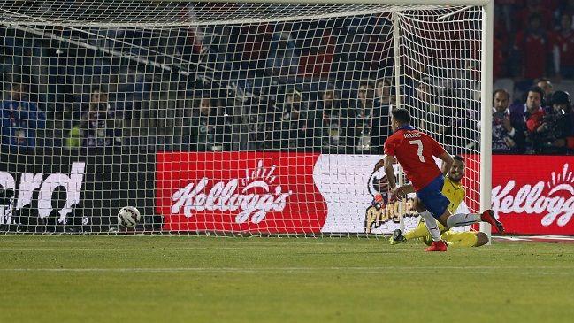 Sánchez marcó el penal decisivo. (FOTO: UNO)