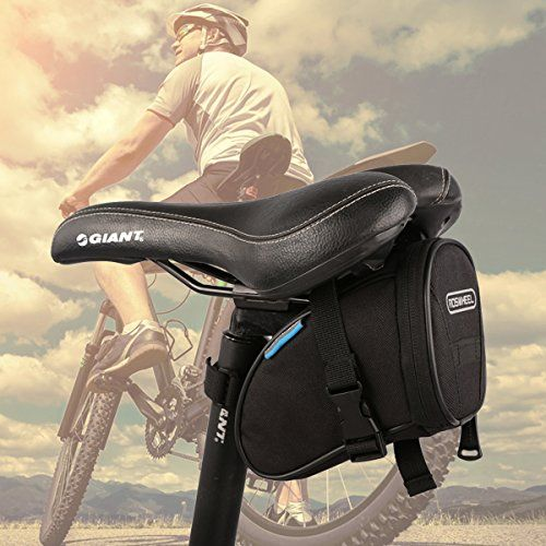 Roswheel Outdoor Cycling Bike Bicycle Saddle Bag Under Seat Packs Tail Pouch (Sky blue) http://bestbike.online/product/roswheel-outdoor-cycling-bike-bicycle-saddle-bag-under-seat-packs-tail-pouch-sky-blue/