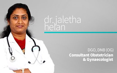 Dr. Jelatha Helan Consultant Obstetrician & Gynaecologist @ Bloomhealthcare chennai