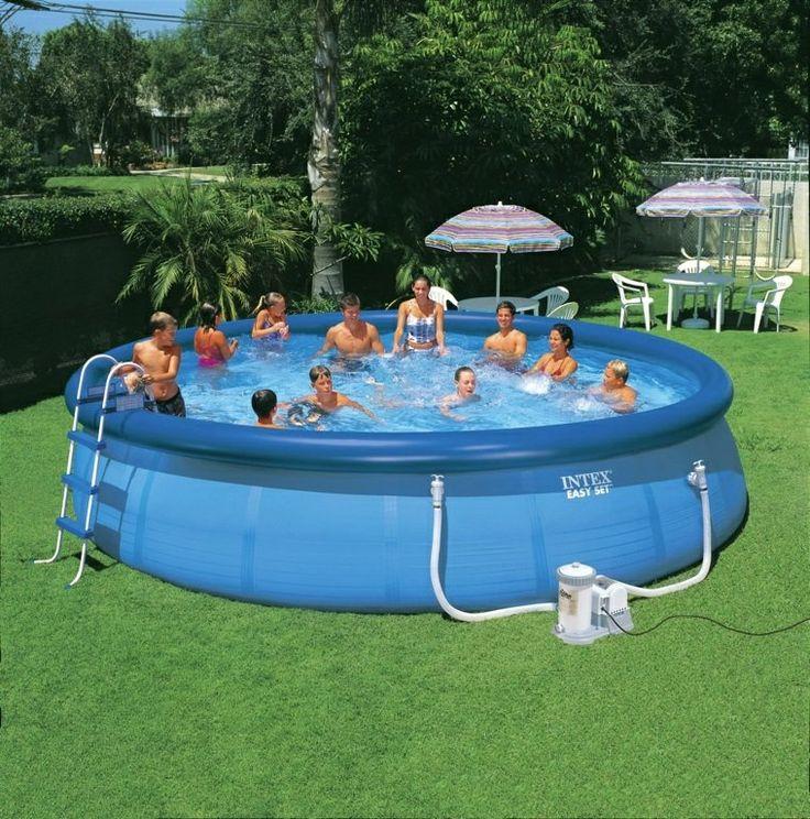 19 best Zwembaden & zwembadproducten images on Pinterest | Above ...