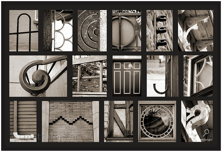 Architecture Alphabet | Alphabet Letter Photography ...