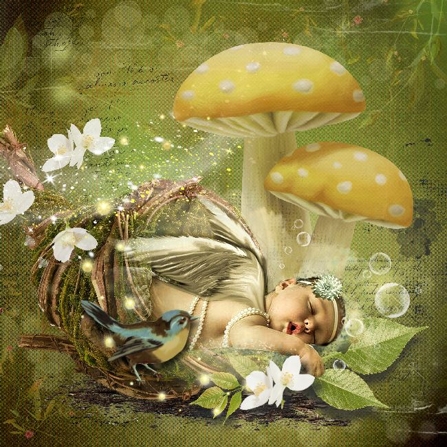 Magical Spring by Pat Scrap http://digital-crea.fr/shop/index.php… Tube from the club. ©Inadigitalart2017