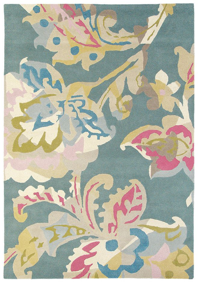 The Brink & Campman Estella Kimono Designer Rug features  a beautiful floral design. Hand-Tufted, made with Wool material, this stylish rug would make an excellent addition to any home. View here: https://www.rugsofbeauty.com.au/collections/designer-rugs/products/brink-campman-estella-kimono