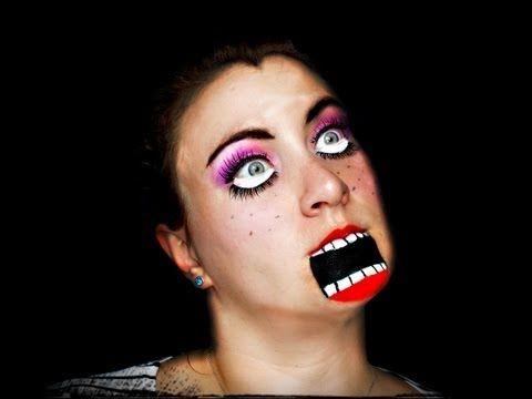 Tendances Halloween 2014 : la poupee demoniaque - Halloween Mania