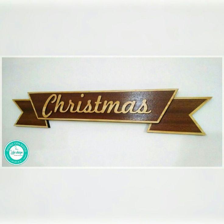 Banderín Christmas