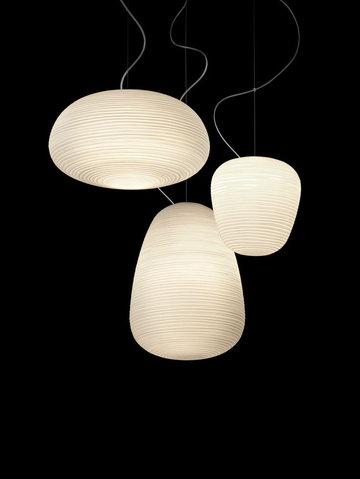 Foscarini Rituals | Roberto Palomba | Ludovica Palomba | Hanging Lamps | woont - love your home