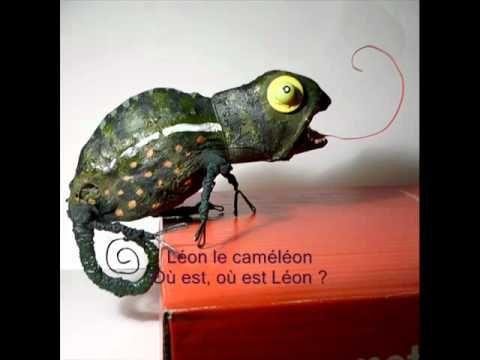▶ Leon le cameleon_0001.wmv - YouTube