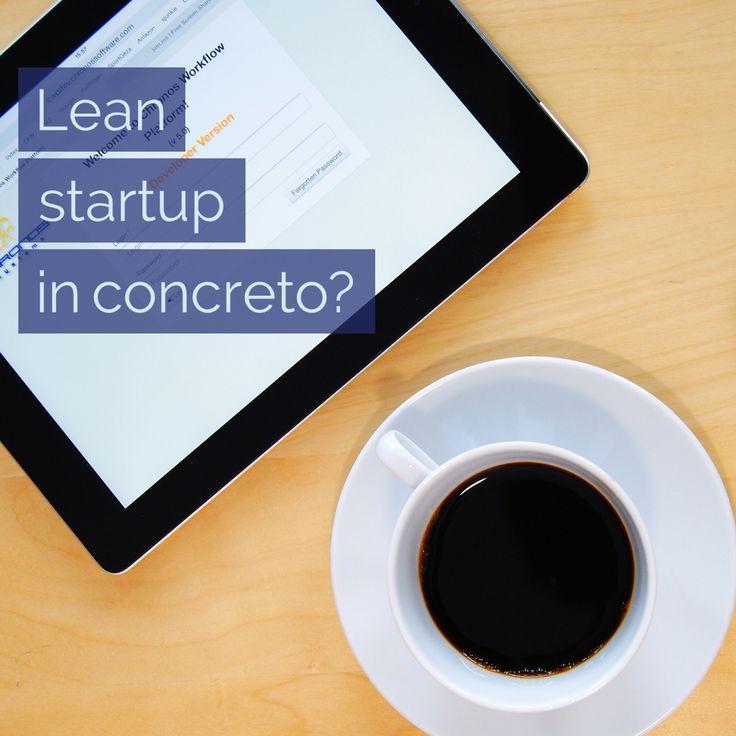 #Lean #Startup: cosa significa in concreto partire leggeri? ( guada il video )https://youtu.be/rZifUpKPDiI