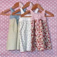 Gorgeous baby clothing for little baby girls and boys