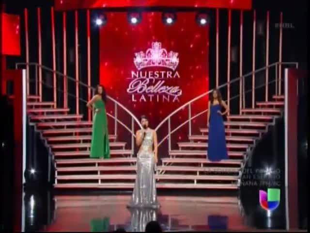 Concurso Completo De Nuestra Belleza Latina #Video