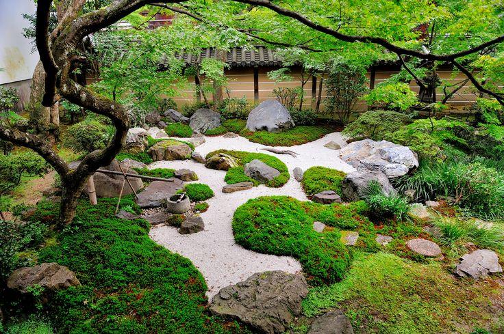 kyoto kyoto garden pinterest kyoto zen et japonais. Black Bedroom Furniture Sets. Home Design Ideas