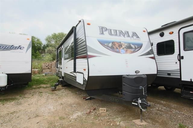 New 2016 Forest River Puma 30RKSS Travel Trailer For Sale - Sirpilla RV Akron